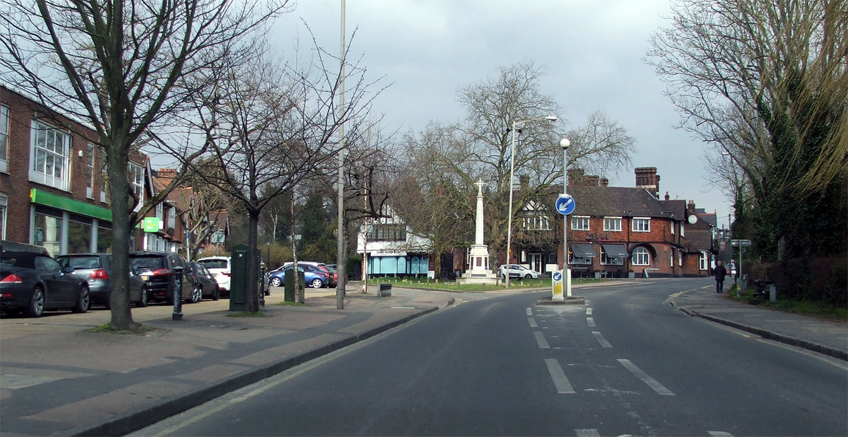 Loughton High Road